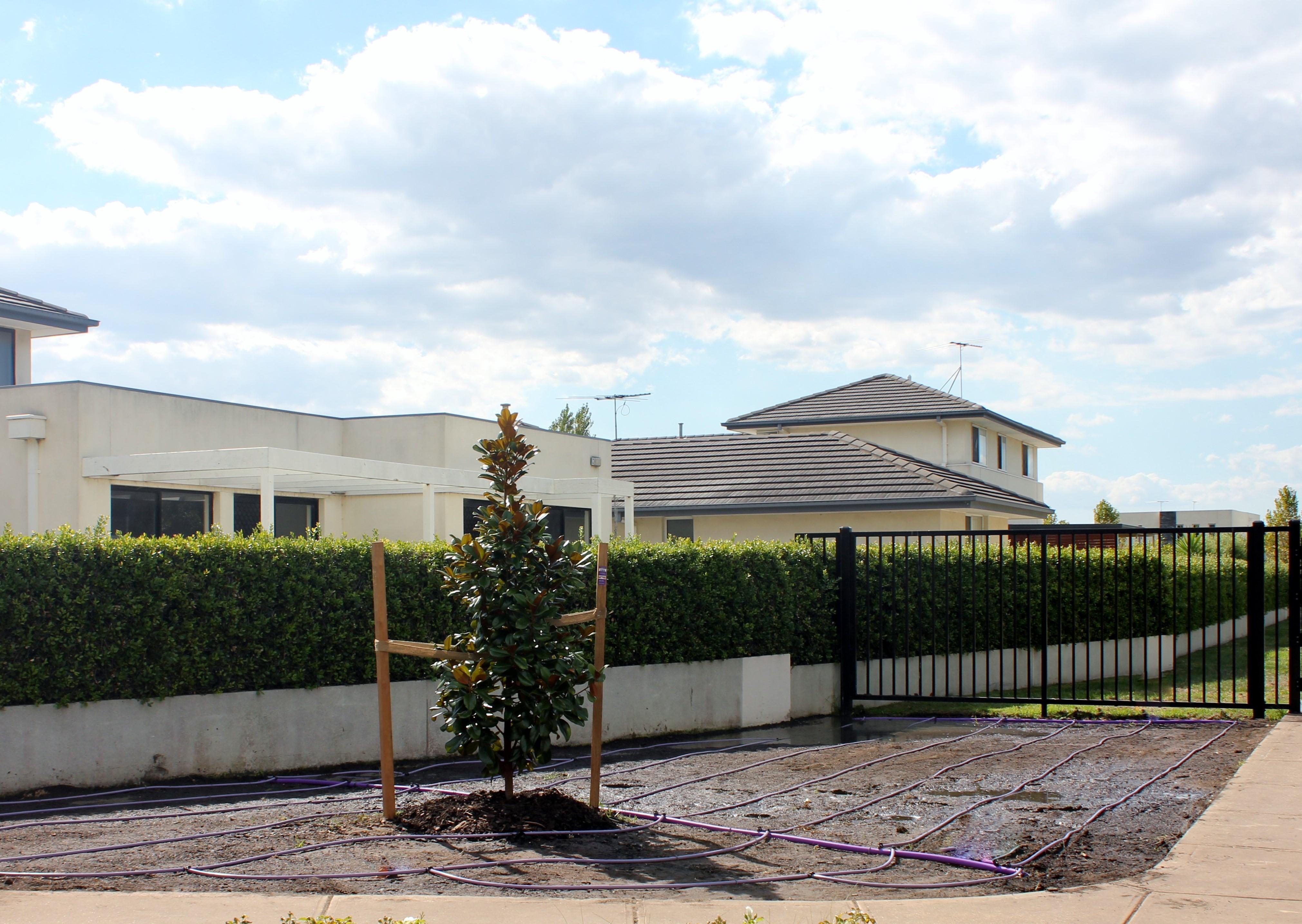 Gardening services maintenance melbourne enhance services for Landscape contractors melbourne