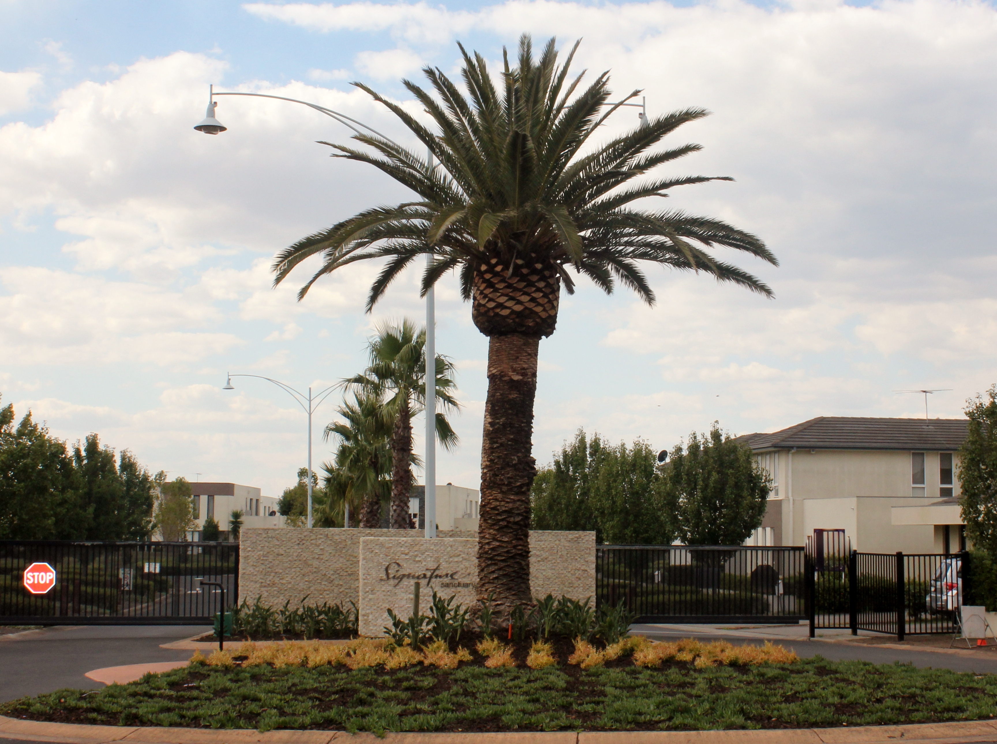 Signature Estate / Commercial Gardening & Landscaping / Enhance Services